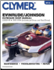 1991 - 1994 Johnson/Evinrude 2-300 hp (Includes Jet Drives & Sea Drive) Outboard Clymer Repair Manual (SKU: B733-0892876204)