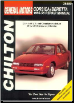 1988 - 1996 Chevrolet Corsica and Beretta Chilton's Total Car Care Manual (SKU: 080198825X)