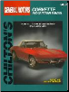 1963 - 1982 Chevrolet Corvette Chilton's Total Car Care (SKU: 0801990718)