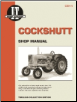 Cockshutt I&T Tractor Service Manual CS-4 (SKU: CSH4-0872885631)