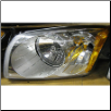 OEM Dodge 2009 - 2010 Caliber Head Light, Driver Side (SKU: 09-11DodgeCaliber-Left-Head)