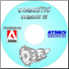 1986 - 2017 ATSG Domestic Automatic Transmission Rebuild Manuals CD-ROM (SKU: 83-CDROM-DOMESTIC)