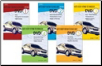 Auto Body Repair Technology DVD Set (1 thru 5) (SKU: 1401889239)
