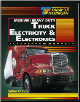 Today's Technician: Medium/Heavy Duty Truck Electricity & Electronics - ASE Class Manual & Shop Manual 2 Volume Set (SKU: 0827370067)