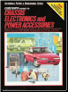 1987 - 1989 Chilton's Guide to Chassis Electronics and Power Accesssories: Domestic & Import Cars & Light Trucks (SKU: 0801978388)