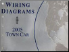2005 Lincoln Town Car Factory Wiring Diagram Manual (SKU: FCS1211905)