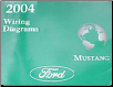 2004 Ford Mustang Factory Wiring Diagrams (SKU: FCS1212104)