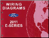 2011 Ford E-Series Factory Wiring Diagrams (SKU: FCS1212811)