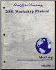 2001 Ford Mustang Factory Workshop Manual - 2 Volume Set (SKU: FCS12193011-2)