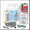 Flush In A Bucket Automotive Air Conditioning Flush Kit (SKU: FJC1996)