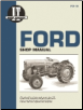 Ford I&T Tractor Service Manual FO-19 (SKU: FO19A-0872880915)
