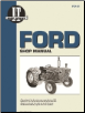 Ford I&T Tractor Service Manual FO-31 (SKU: FO31-0872880958)
