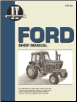 Ford I&T Tractor Service Manual FO-42 (SKU: FO42-0872884228)