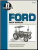 Ford I&T Tractor Service Manual FO-43 (SKU: FO43-0872886212)