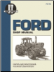 Ford I&T Tractor Service Manual FO-45 (SKU: FO45-0872883825)