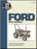 Ford I&T Tractor Service Manual FO-46 (SKU: FO46-0872884201)