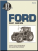 Ford I&T Tractor Service Manual FO-48 (SKU: FO48-0872885909)
