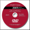 2003 Model Year Ford / Lincoln / Mercury Factory Service Information DVD-ROM (SKU: FCS1324003)