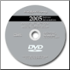2005 Model Year Ford / Lincoln / Mercury Cars: Factory Service Information DVD-ROM (SKU: FCS1276105)