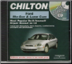 1983 - 1999 Ford Manual on CD-ROM: Mid & Full Size Cars- Ford Service Manual CD / Chilton Manual CD (SKU: 1401880673)