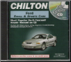 1984 - 1999 Chilton's FORD Small Cars & Sports Cars Repair CD-ROM by Chilton (SKU: 1401880703)