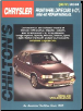 1988 - 1995 All 6 Cylinder Chrysler, Dodge, Plymouth & Eagle Front Wheel Drive Cars Chilton's Total Car Care Manual (SKU: 0801986729)