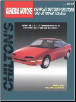 1985 - 1993 Geo Storm & Chevrolet Spectrum Chilton's Total Car Care Manual (SKU: 0801984254)
