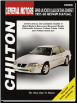 1985 - 1998 Pontiac Grand Am, Oldsmobile Achieva & Calais, Buick Skylark & Somerset Chilton's Total Car Care Manual (SKU: 0801991064)