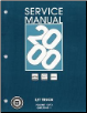 2000 Chevrolet S10, Blazer, GMC Sonoma, Jimmy, Envoy & Oldsmobile Bravada S/T Truck Factory Service Manual - 5 Volume Set (SKU: GMT00ST1-2-3-4-5)