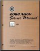 2008 Chevrolet HHR Factory Service Repair Workshop Manual, 3 Vol. Set (SKU: GMT08A1-2-3)