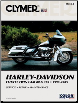 1999 - 2005 Harley-Davidson FLH/FLT Twin Cam 88 & 103 Clymer Service, Repair & Maintenance Manual (SKU: M4304-1599690160)