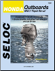 1978 - 2001 Honda Outboards, All Engines Seloc Repair Manual (SKU: 0893300489-2ed)