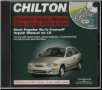 1981 - 1998 Chilton's HYUNDAI, ISUZU & MAZDA Cars, Trucks, Vans, and SUVs Repair CD-ROM (SKU: 1401880592)