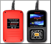 1996 - 2014 Audi & VW  i908 OBD-II Scan Tool (Diagnose Engine, Trans, ABS, SRS, A/C, Gauge Cluster) + eAutorepair (SKU: i908)