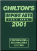 1997 - 2001 Chilton's Import Auto Service Manual, Shop Edition (SKU: 0801993075)