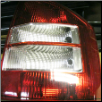 OEM Jeep 2007 - 2010  Compass Tail Light, Driver Side (SKU: 07-10JeepCompass-Left-Tail)