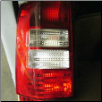 OEM Jeep 2008 - 2010 Patriot Tail Light, Driver Side (SKU: 08-10JeepPatriot-Left-Tail)