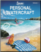1973 - 1991 Kawasaki Personal Watercraft Jet Ski Clymer Repair Service Shop Manual (SKU: 0893300322)