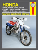 1985 - 2016 Honda XR50R - XR100R & CRF50F - CRF100F Haynes Repair Manual (SKU: 9781620922392)