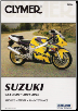 2001 - 2005 Suzuki GSX-R600 Clymer Repair Manual (SKU: M264-1599691167)