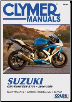 2006 - 2009 Suzuki GSX-R600, GSX-R750 Repair Manual by CLYMER (SKU: M268-9781620922422)
