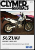 1996 - 2013 Suzuki DR650SE Clymer Motorcycle Maintenance, Troubleshooting, Repair Manual (SKU: M272-1599696282)