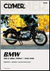 1955 - 1969 BMW 500 & 600cc Twins Repair, Service & Maintenance Manual by Clymer (SKU: M308-0892872241)