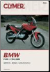 1994-2000 BMW F-650 Clymer Repair Manual (SKU: M309-0892878029)
