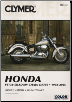 1998 - 2006 Honda VT750 Shadow Chain Drive Clymer Repair Manual (SKU: M3143-1599690837)