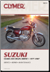 1977 - 1987 Suzuki GS400-450 Twins, Chain Drive Clymer Repair Manual (SKU: M372-0892872373)
