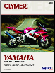 1998 - 2003 Yamaha YZF-R1 Clymer Repair Manual (SKU: M398-0892878924)