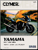 2001 - 2005 Yamaha FZ1 Clymer Repair Manual (SKU: M399-0892879181)