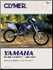 2001 - 2003 Yamaha YZ250F & WR250F Clymer Repair Manual (SKU: M406-0892878517)