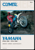 1976 - 1986 Yamaha IT125-490 Clymer Repair Manual (SKU: M414-0892873302)